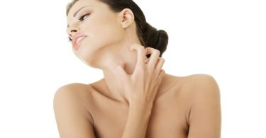 כוורות בעור כתסמין לאלרגיה