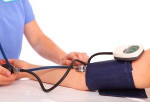 ירידת לחץ דם
