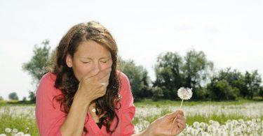 אלרגיה אביבית